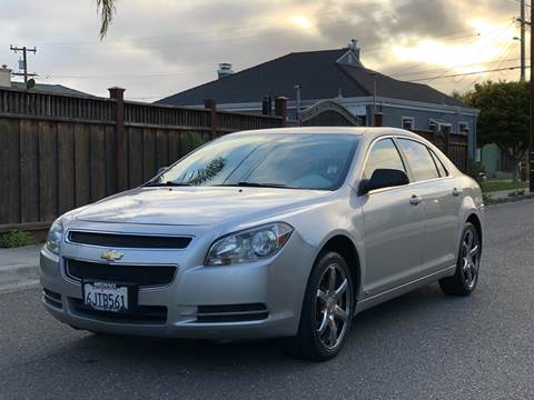 2009 Chevrolet Malibu for sale at ZaZa Motors in San Leandro CA