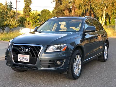 2009 Audi Q5 for sale at ZaZa Motors in San Leandro CA