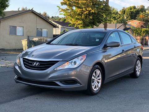 2011 Hyundai Sonata for sale at ZaZa Motors in San Leandro CA