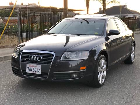 2006 Audi A6 for sale at ZaZa Motors in San Leandro CA