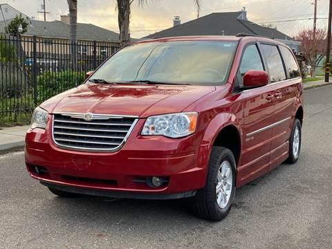 2010 Chrysler Town and Country for sale at ZaZa Motors in San Leandro CA