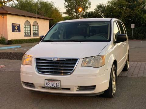 2009 Chrysler Town and Country for sale at ZaZa Motors in San Leandro CA