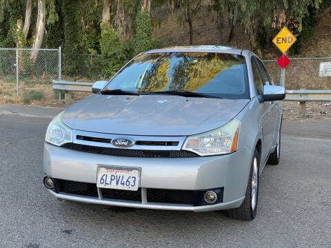 2009 Ford Focus for sale at ZaZa Motors in San Leandro CA