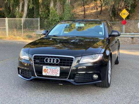 2009 Audi A4 for sale at ZaZa Motors in San Leandro CA