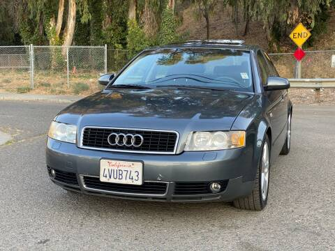 2002 Audi A4 for sale at ZaZa Motors in San Leandro CA