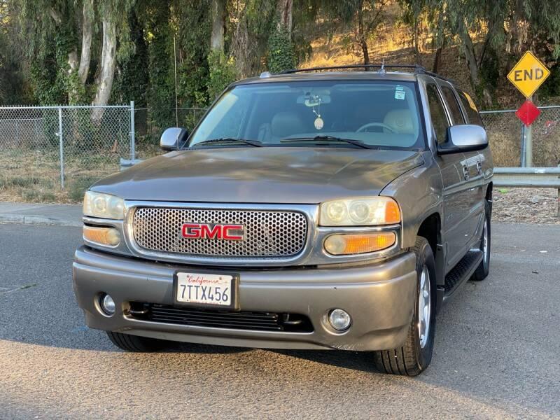 2005 GMC Yukon XL for sale at ZaZa Motors in San Leandro CA