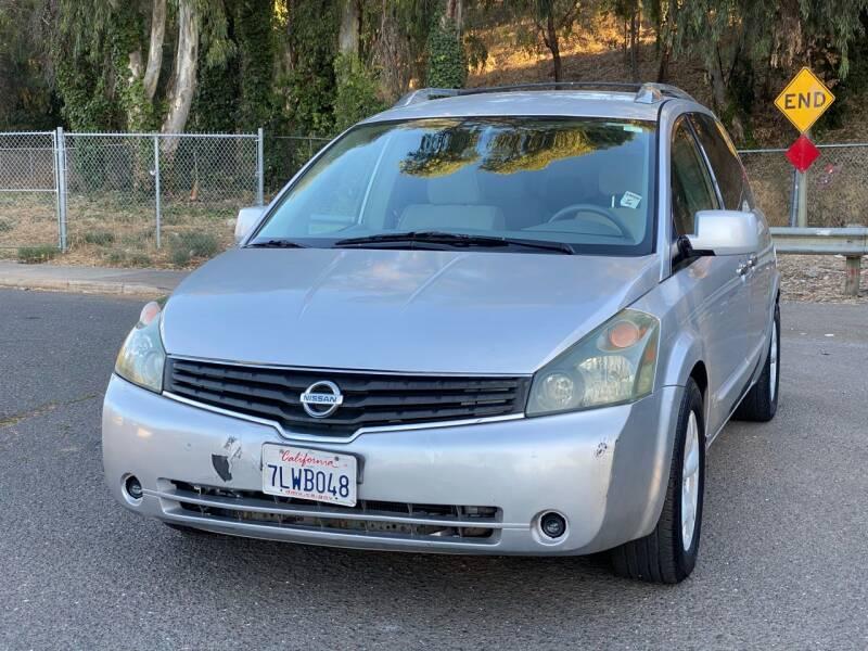 2007 Nissan Quest for sale at ZaZa Motors in San Leandro CA