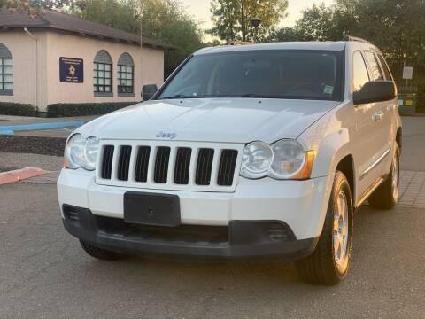 2010 Jeep Grand Cherokee for sale at ZaZa Motors in San Leandro CA