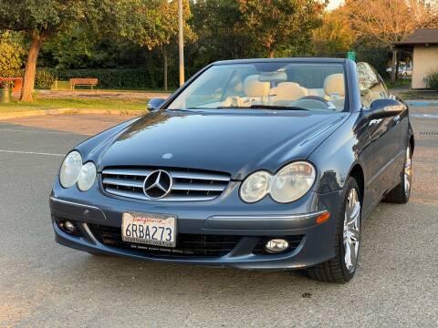 2006 Mercedes-Benz CLK for sale at ZaZa Motors in San Leandro CA