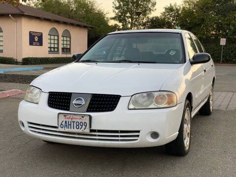 2004 Nissan Sentra for sale at ZaZa Motors in San Leandro CA