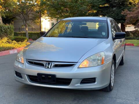 2006 Honda Accord for sale at ZaZa Motors in San Leandro CA