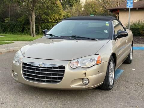 2006 Chrysler Sebring for sale at ZaZa Motors in San Leandro CA