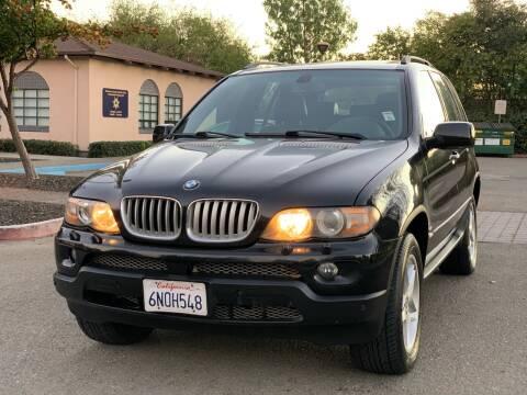 2005 BMW X5 for sale at ZaZa Motors in San Leandro CA