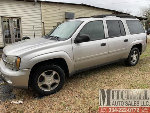 2006 Chevrolet TrailBlazer EXT for sale at Mitchell Auto Sales LLC in Andalusia AL