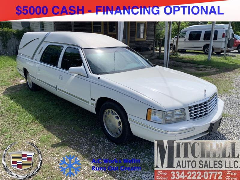 1997 Cadillac COMMERCIAL CHAS for sale at Mitchell Auto Sales LLC in Andalusia AL