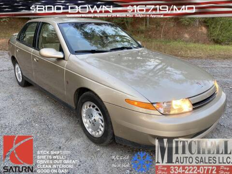 2000 Saturn L-Series for sale at Mitchell Auto Sales LLC in Andalusia AL