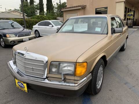 1987 Mercedes-Benz 300-Class for sale in South Gate, CA