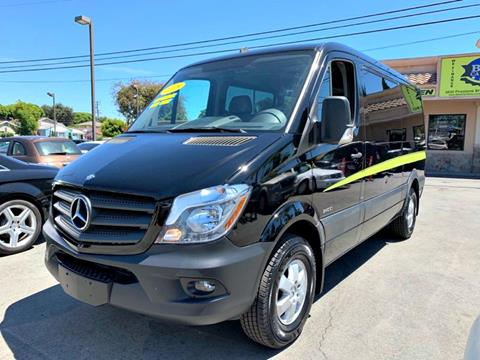 2015 Mercedes-Benz Sprinter Passenger for sale in South Gate, CA
