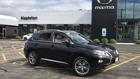 2013 Lexus Rx 450h For Sale In Illinois Carsforsale
