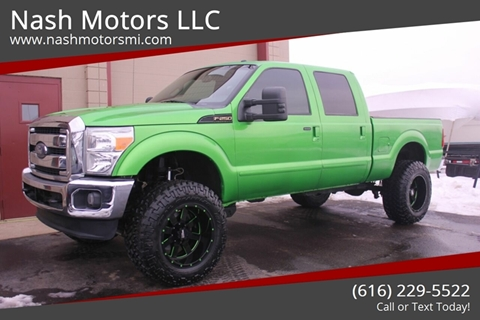 Used F 250 Super Duty For Sale >> Ford F 250 Super Duty For Sale In Hudsonville Mi Nash