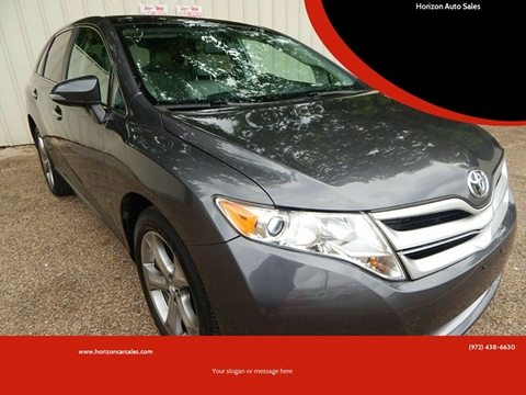 2014 Toyota Venza for sale in Irving, TX