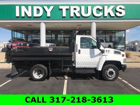 chevrolet c4500 for sale in indiana carsforsale Chevy 4500 Dump Truck 2006 chevrolet c4500 for sale in indianapolis in