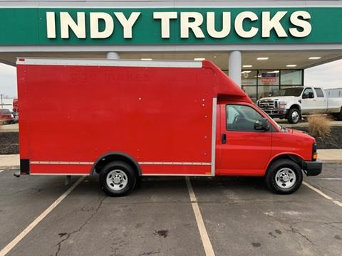 2013 Chevrolet Express Cutaway for sale in Indianapolis, IN