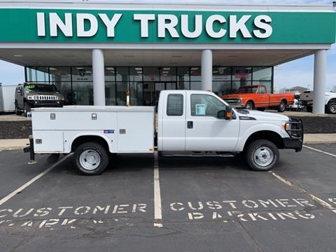 2015 Ford F-350 Super Duty for sale in Indianapolis, IN