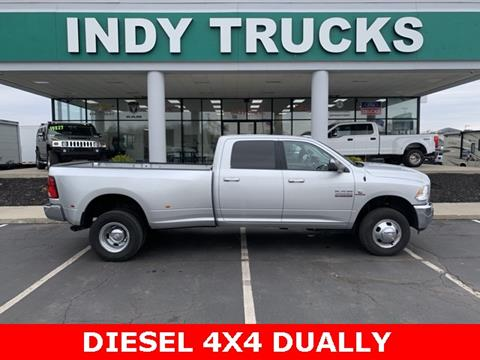 Used Trucks For Sale In Indiana >> 2018 Ram Ram Pickup 3500 For Sale In Indianapolis In