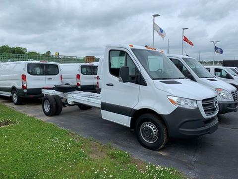 2019 Mercedes-Benz Sprinter Cab Chassis for sale in Indianapolis, IN