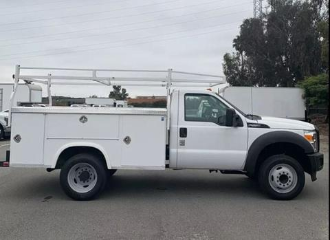 2016 Ford F-550 Super Duty for sale in Indianapolis, IN