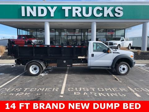 2015 Ford F-550 Super Duty for sale in Indianapolis, IN