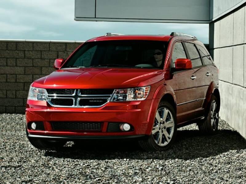 2012 Dodge Journey Detroit Used Car for Sale
