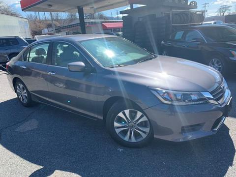 2015 Honda Accord for sale in Reading, PA