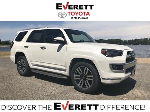 2018 Toyota 4Runner for sale in Mount Pleasant, TX