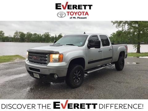 2014 GMC Sierra 2500HD for sale in Mount Pleasant, TX