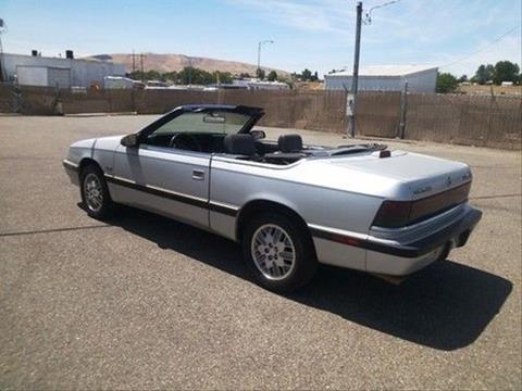 1988 Chrysler Le Baron for sale in Denham Springs, LA