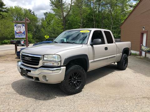 2006 GMC Sierra 1500 for sale in Epping, NH