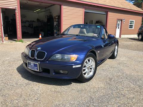 1998 BMW Z3 for sale in Epping, NH