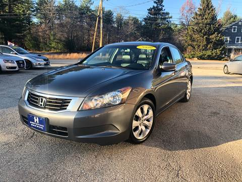 2009 Honda Accord for sale in Epping, NH
