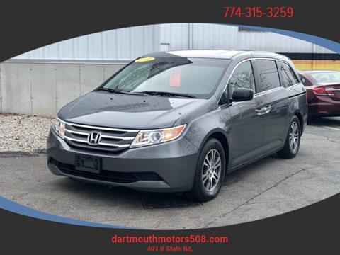 2011 Honda Odyssey for sale in Dartmouth, MA