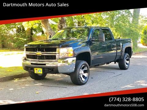 2010 Chevrolet Silverado 2500HD for sale in Dartmouth, MA