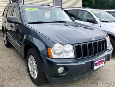 2007 Jeep Grand Cherokee for sale in Barre, VT