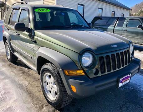 2007 Jeep Liberty for sale in Barre, VT