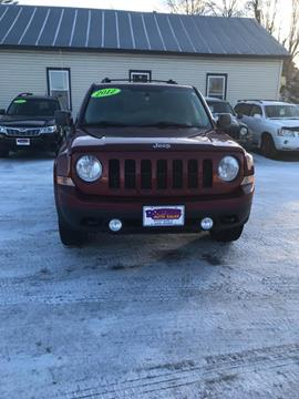 2012 Jeep Patriot for sale in Barre, VT