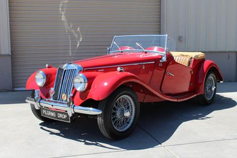 1955 MG TF for sale in Morgan Hill, CA