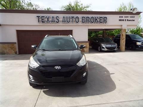 2013 Hyundai Tucson for sale in Killeen, TX