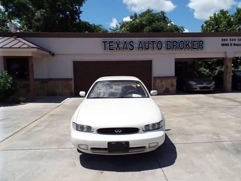 1994 Infiniti J30 for sale in Killeen, TX