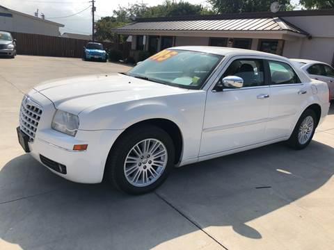 2010 Chrysler 300 for sale at Texas Auto Broker in Killeen TX