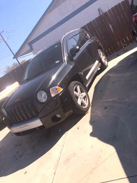 2010 Jeep Compass for sale at Texas Auto Broker in Killeen TX